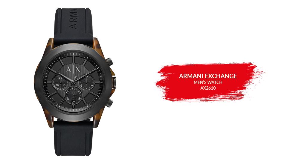2018 gennaio Vendita Armani Exchange AX2610