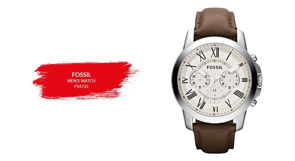 2018 gennaio Vendita Fossil FS4735